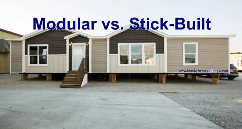 Modular Stick Built Which Home Big Sky