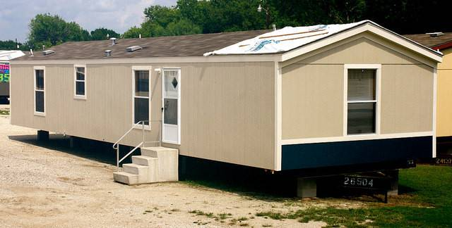 Modular Trailer Home Mobile Homes Manufactured