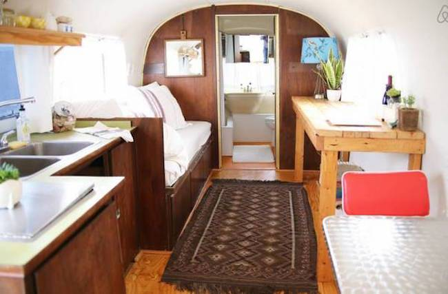 Money Making Airstream Trailer Could Your Blueprint