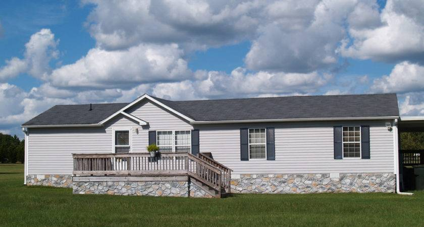 Mortgages Manufactured Homes