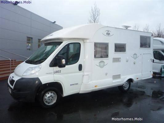 Motorhomes Mobi Used Miller Manitoba Garage Peugeot Sale