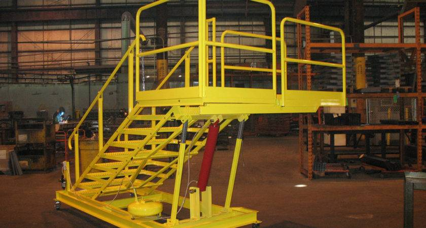 Movable Access Platforms