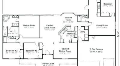 Multigenerational House Plans Kitchens
