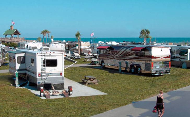 Myrtle Beach Campgrounds Parks