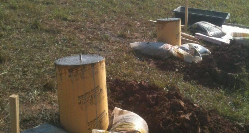 Name Plans Build Shed Base Foundation