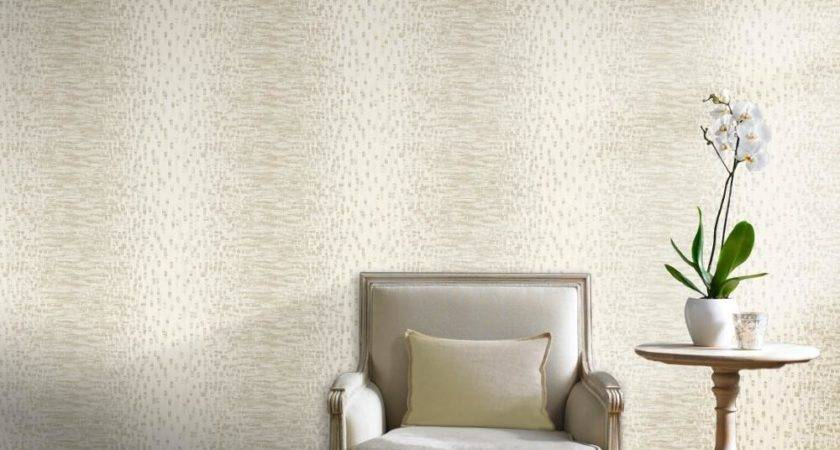 New Grandeco Illusion Stripe Pattern Bark Paint Textured