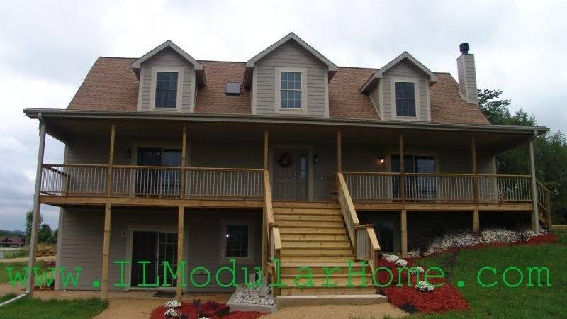 New Modular Home Galena Bestofhouse