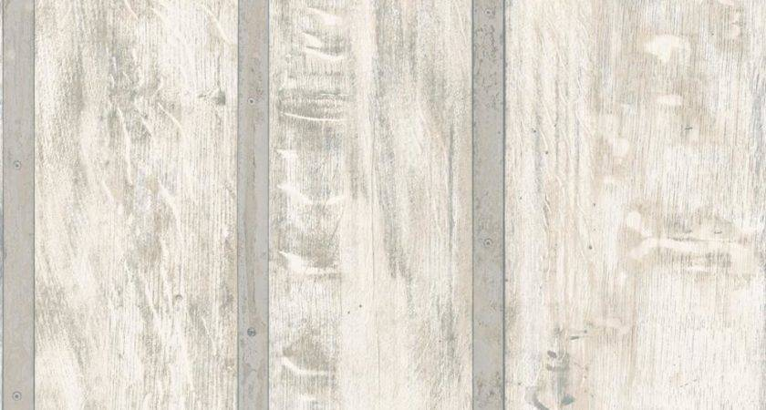 New Muriva Wood Wall Faux Wooden Panel Beam Effect