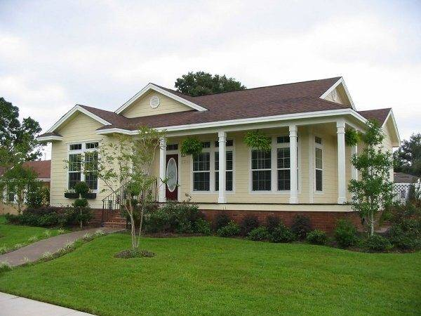 New Orleans Style Modular Home Drew Developers