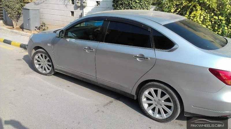 Nissan Bluebird Sylphy Cars Sale Islamabad
