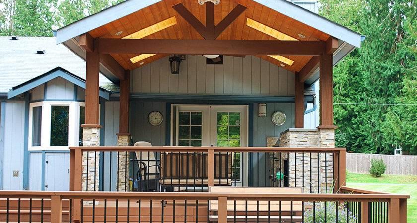 Northwest Decks Roof Covers