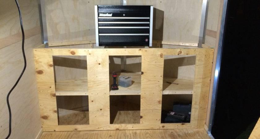 Nose Trailer Cabinet Stuff Built Pinterest Cargo