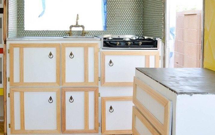 Nugget Building Cabinets Again Vintage Revivals