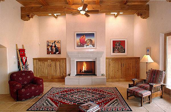Nyceiling News Articles Southwestern Decorating