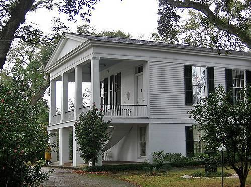 Oakleigh Mansion Mobile Flickr Sharing