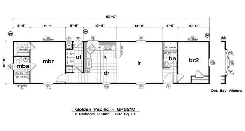 Oakwood Mobile Home Floor Plans Modern Modular