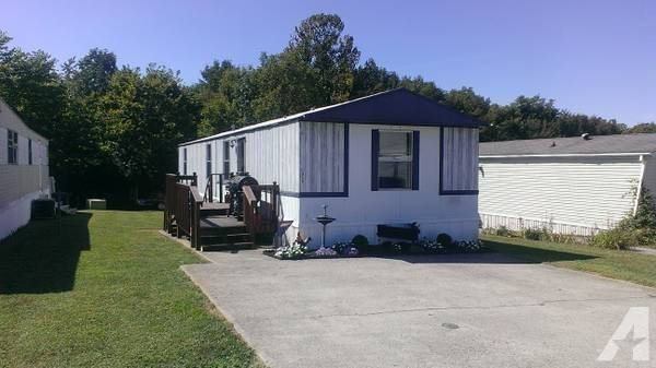Oakwood Mobile Home Like Brand New