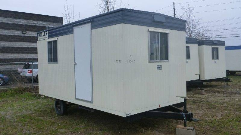 Office Trailer Rentals Miller Mobile Offices