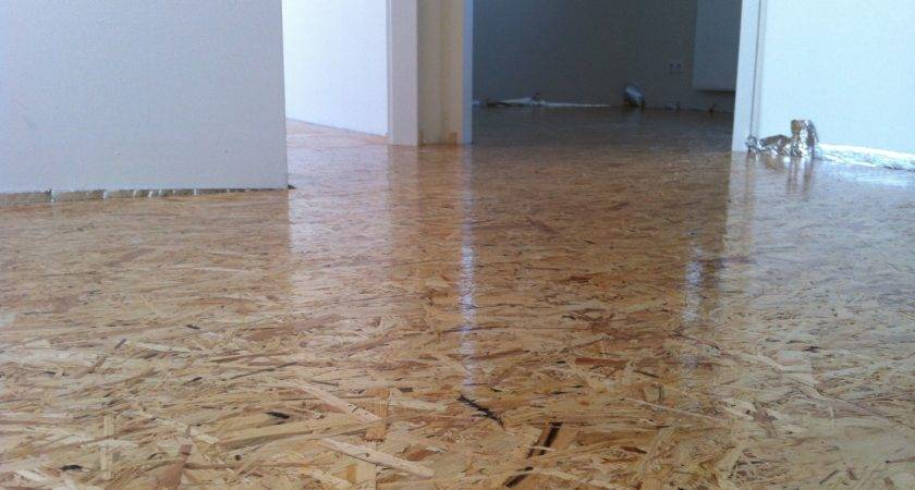 Oriented Strand Board Our Wooden Floor Layers