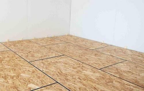 Osb Flooring Ideas Inspiration