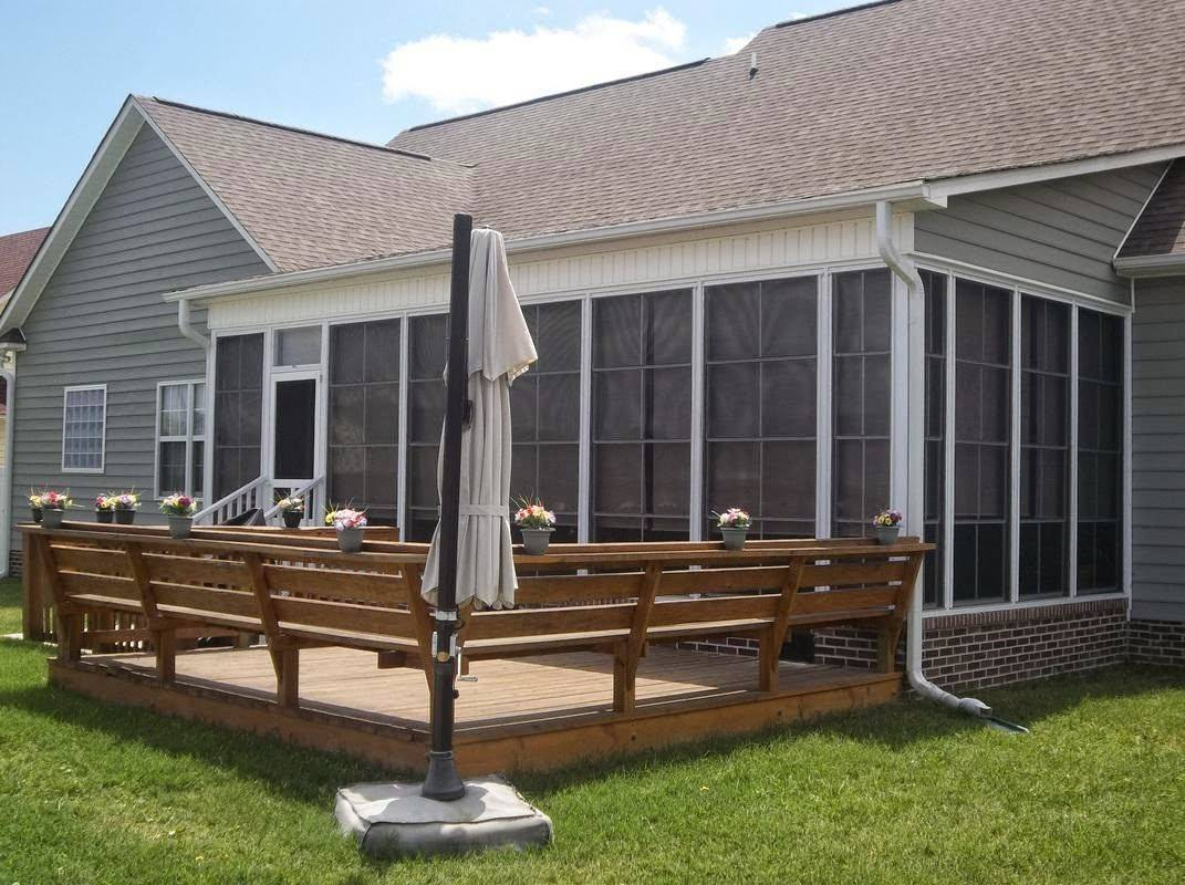 26 Beautiful Back Porch Designs For Houses - Brainly Quotes
