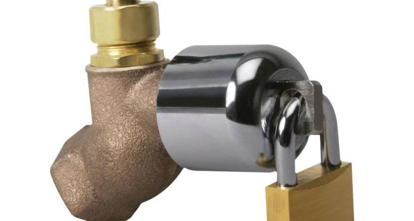 Outdoor Faucet Lock Padlock
