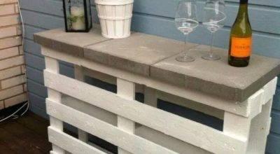 Outdoor Pallet Furniture Diy Tutorial