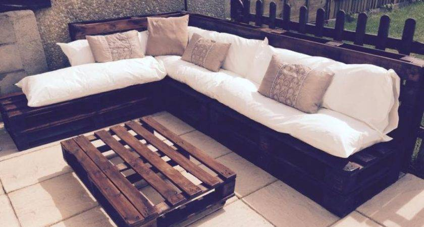 Outdoor Pallet Sofa Instructions Redglobalmx