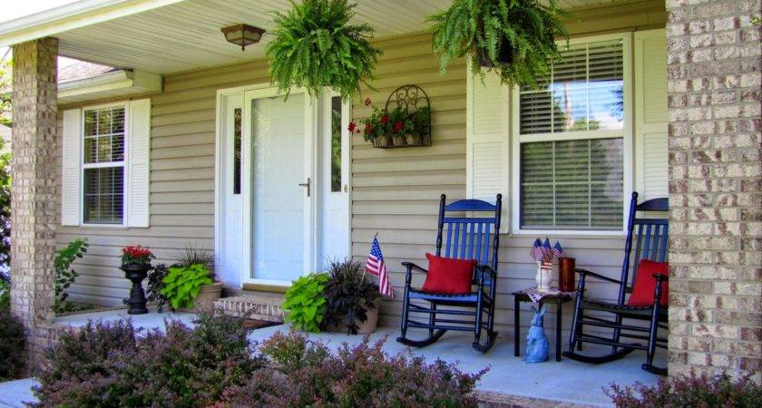 Outdoor Rocking Chair Front Porch Furniture