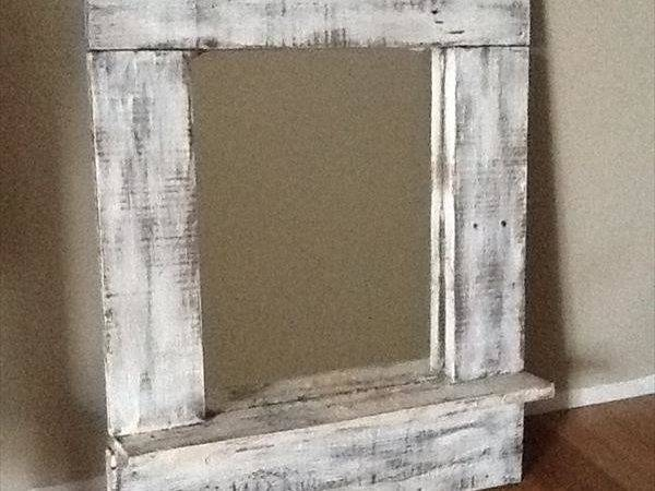 Overwhelming Diy Rustic Wooden Pallet Frames Pallets Designs