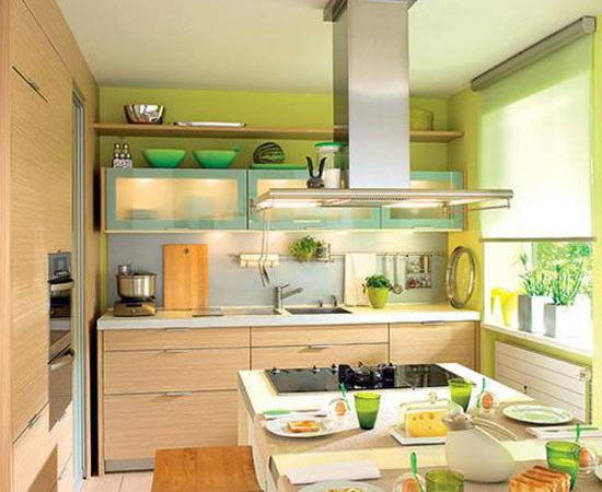 Paint Ideas Small Kitchens Best Home Decoration