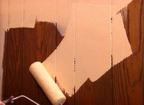 Paint Over Paneling Tos Diy