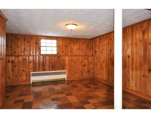Painting Knotty Pine Paneling White