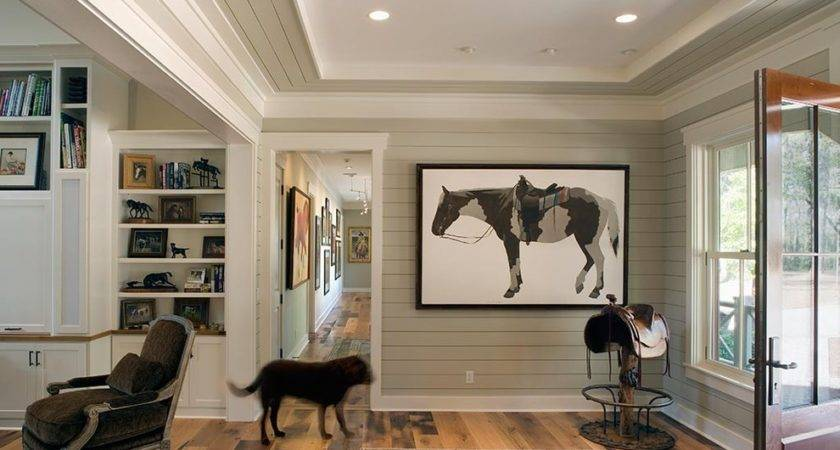 Painting Wood Paneling Should Midcityeast