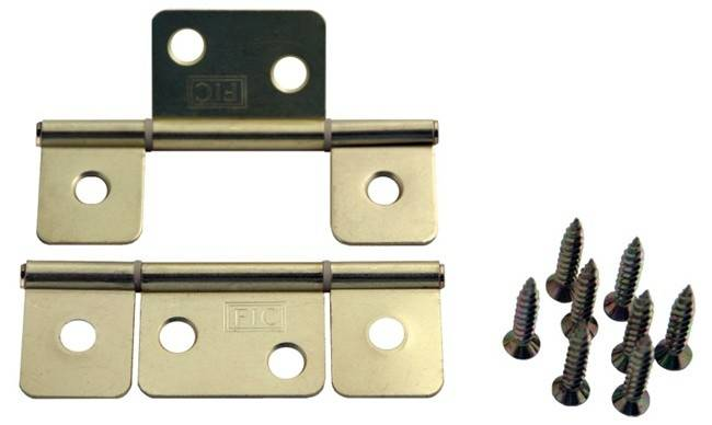 Pair Interior Door Hinges Mobile Home Manufactured