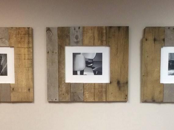 Pallet Frames Wood Reclaimed