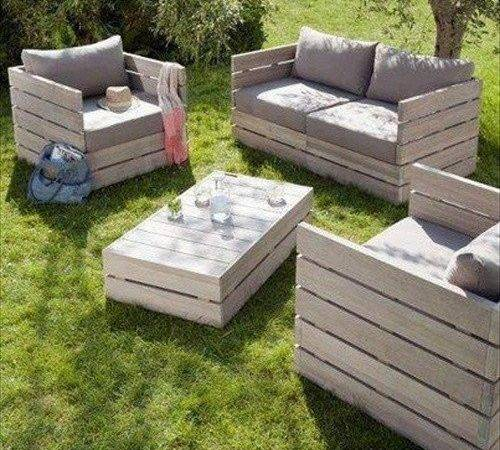Pallet Furniture Repurposed Ideas Pallets