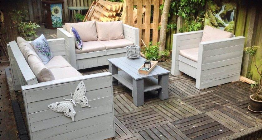 Pallet Garden Ideas Cool Diy Patio