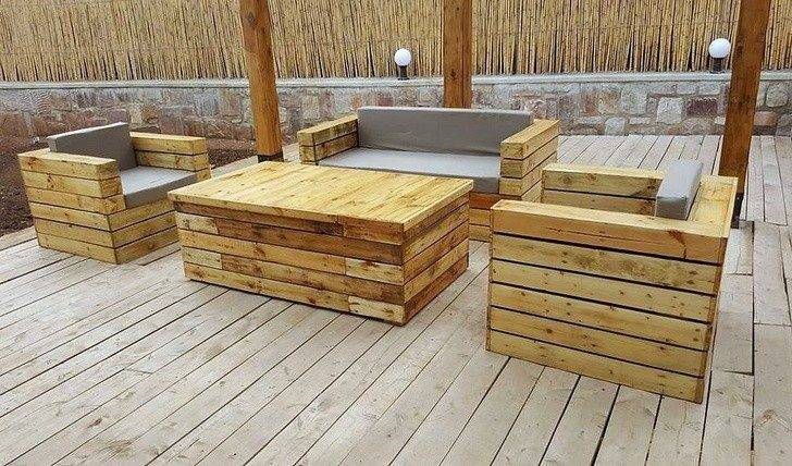Pallet Ideas Diy Wood Furniture Projects