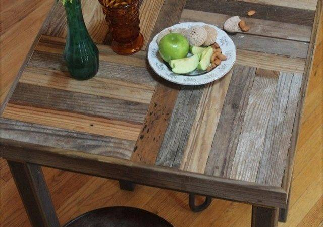 Pallet Kitchen Table Your Dining Area Wooden
