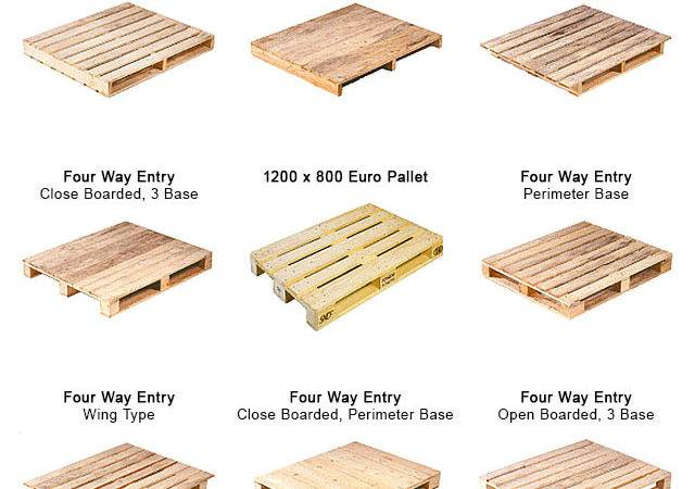 Pallet Types Sizes Albion Pallets Limited