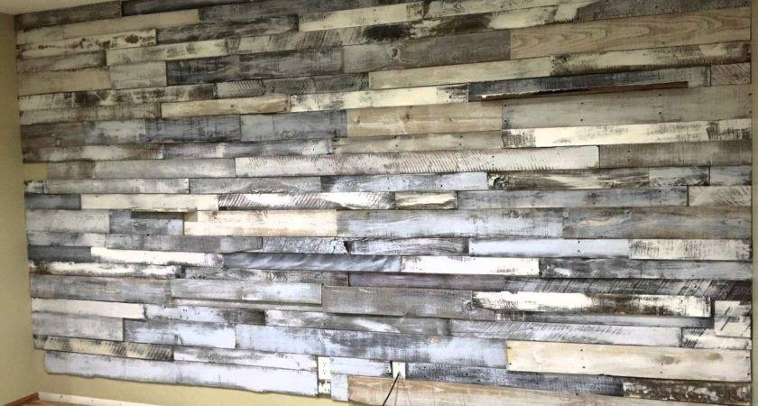 Pallet Wall Youtube