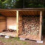Pallet Wood Shed Ideas Pallets Designs
