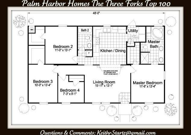 Palm Harbor Homes Three Forks Top