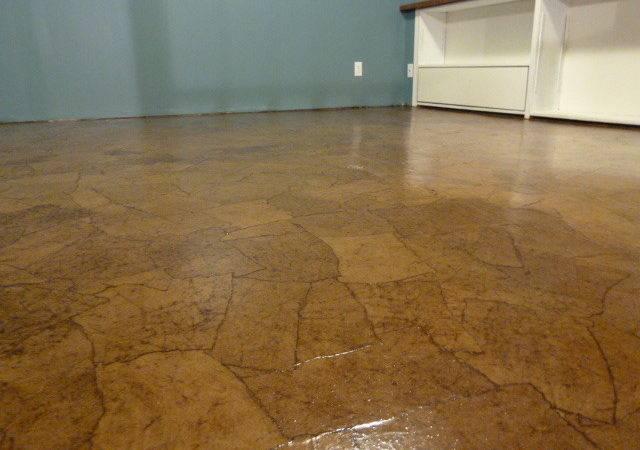 Paper Bag Floor Freeman Ridge