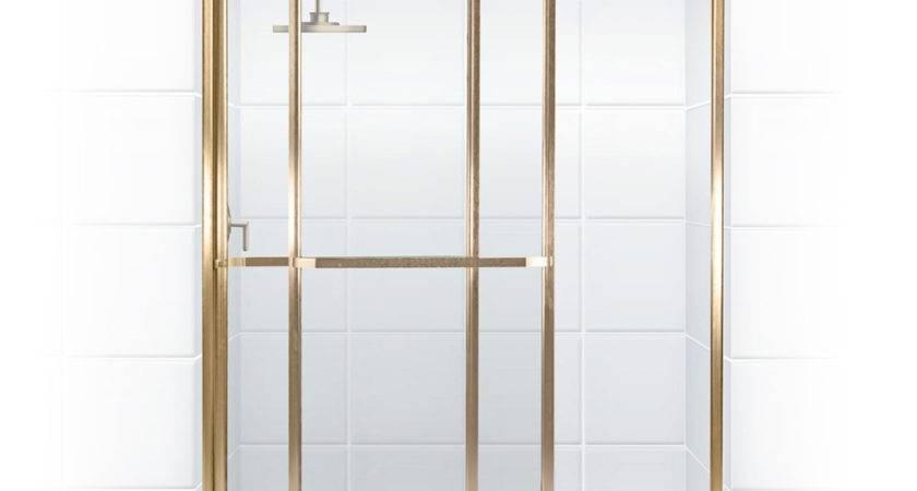 Paragon Framed Bypass Coastal Shower Doors