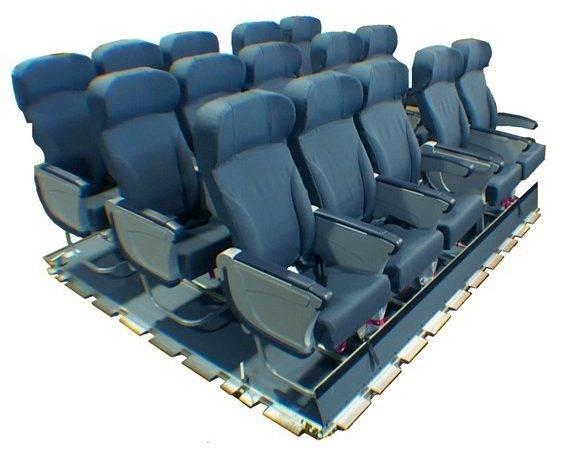 Passenger Seat Pallet Aar Corporate