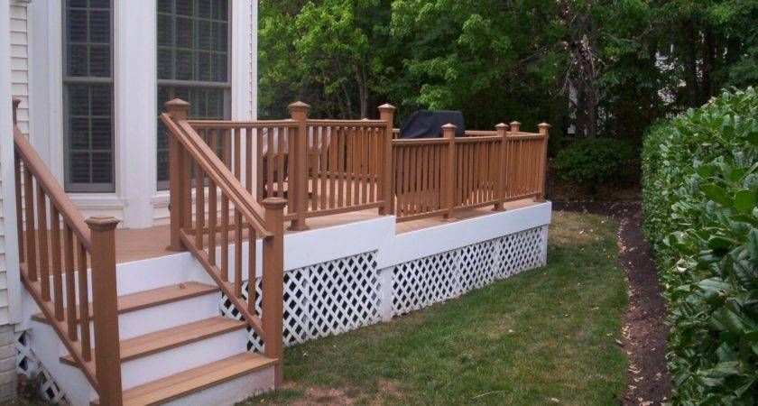Patio Handrail Ideas Review