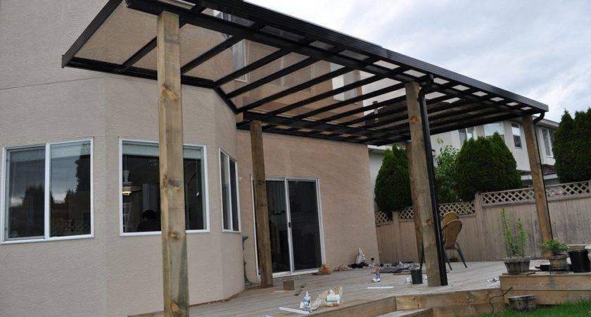 Patio Roof Design Ideas