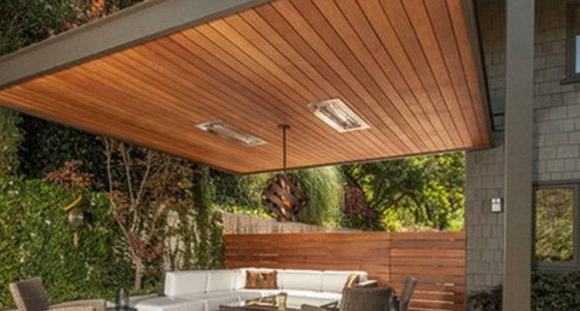 Patio Roof Designs Ideas